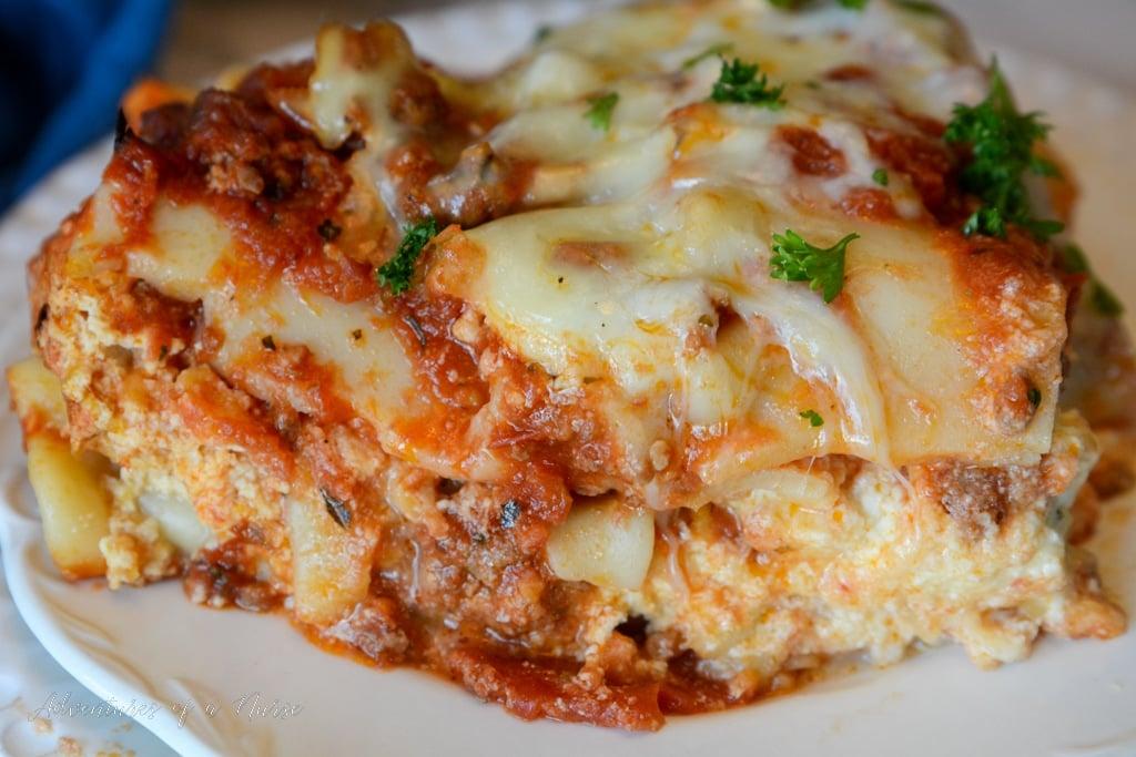 Crockpot Lasagna Recipe