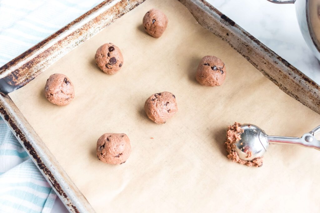 Fat Bombs on pan