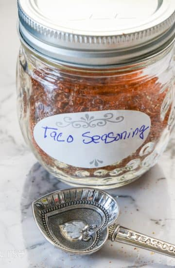 How to make taco seasonings