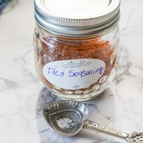 How to make taco seasonings