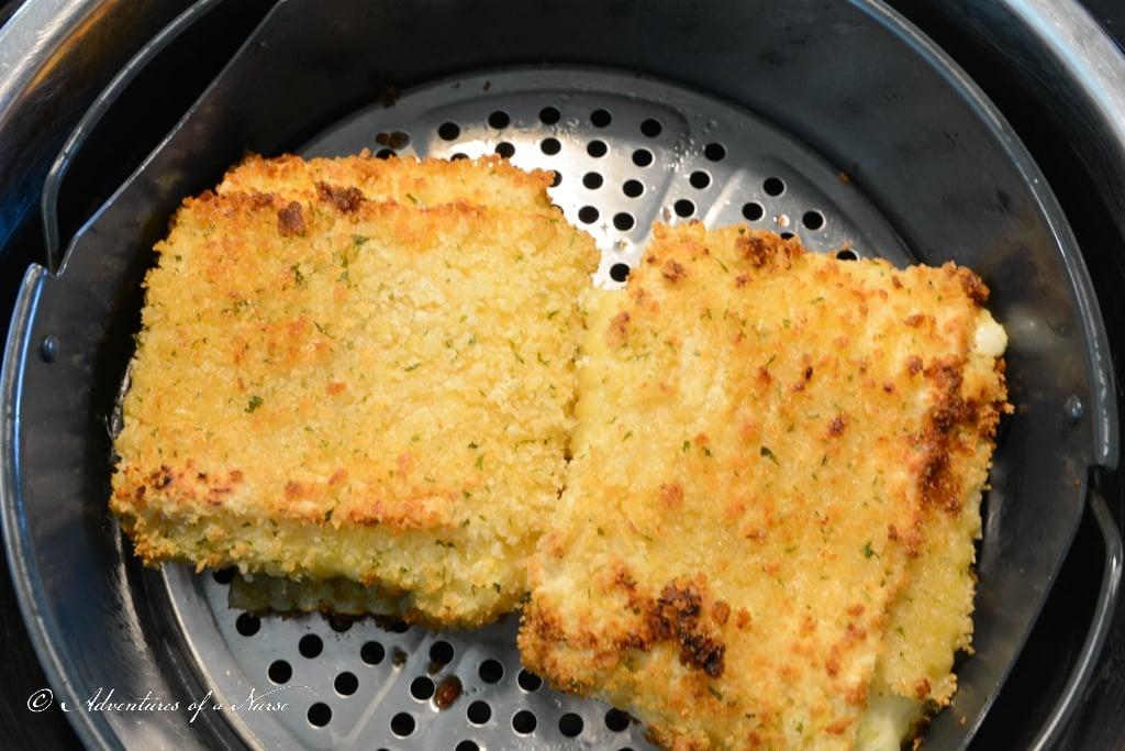 Lasagna Fritta in Air Fryer