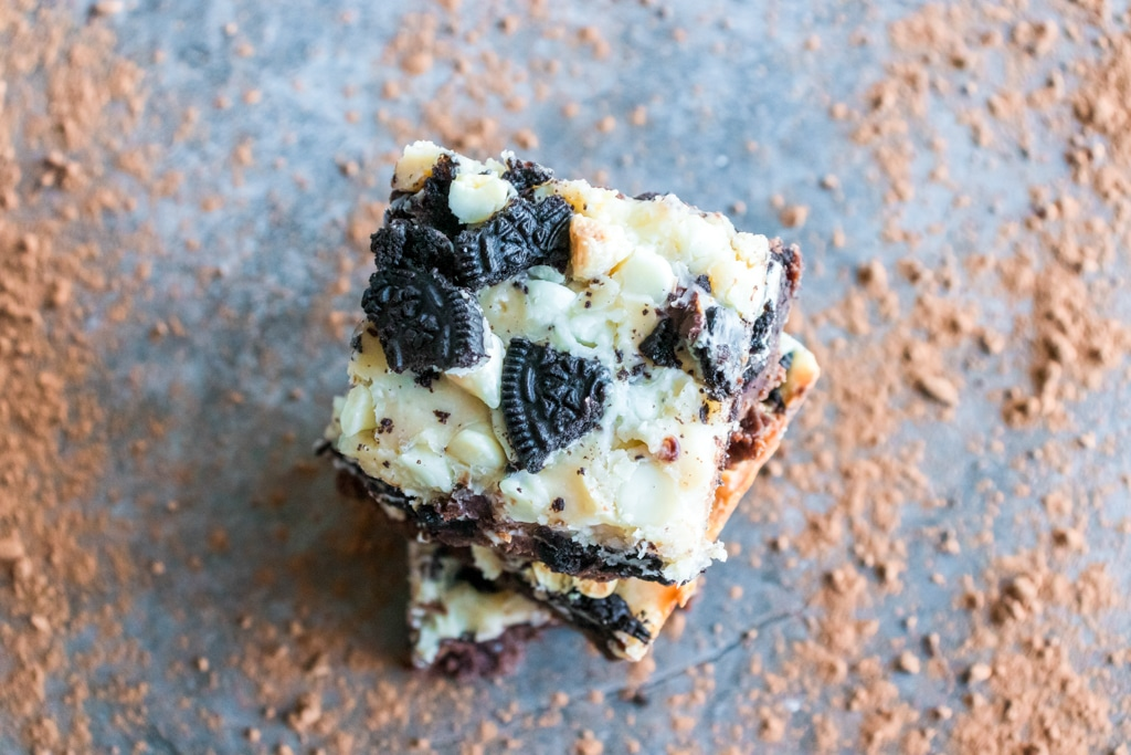 Oreo Brownie Cheesecake