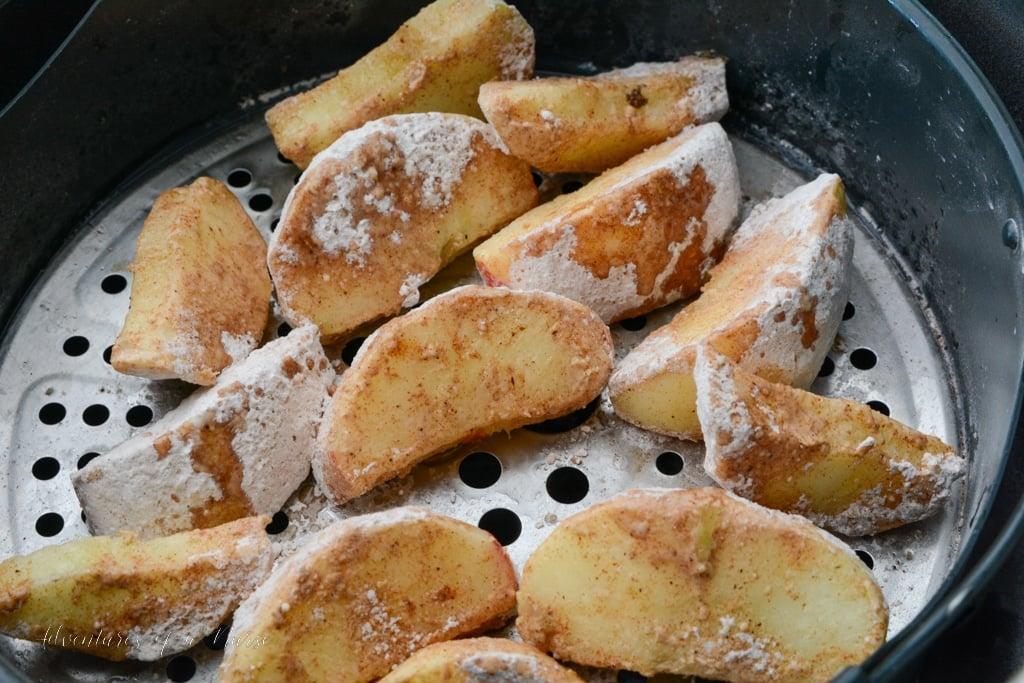 Apples in Air Fryer