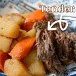 The Worlds best dutch oven pot roast