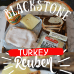 Blackstone Turkey Reuben