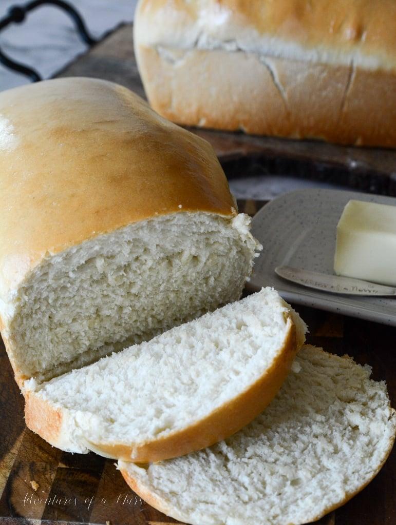 White Amish Bread