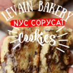 Levain bakery nyc chocolate chip cookie