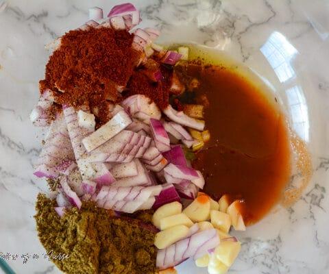 Marinate For Chicken