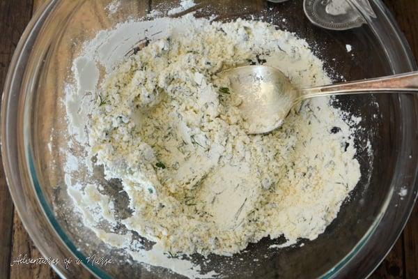Stir ingredients for seasonings