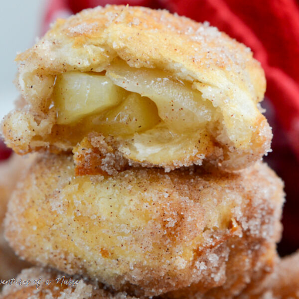 Air Fryer Apple Pie Bombs