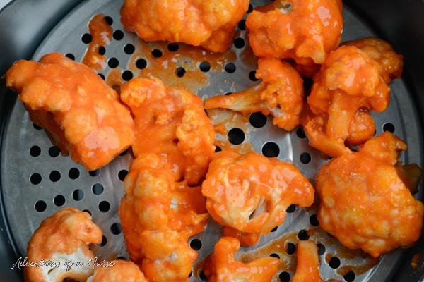 Cauliflower in air fryer