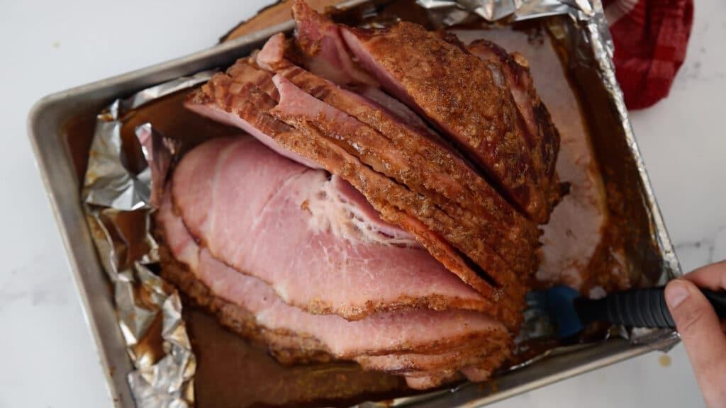 Baste Ham