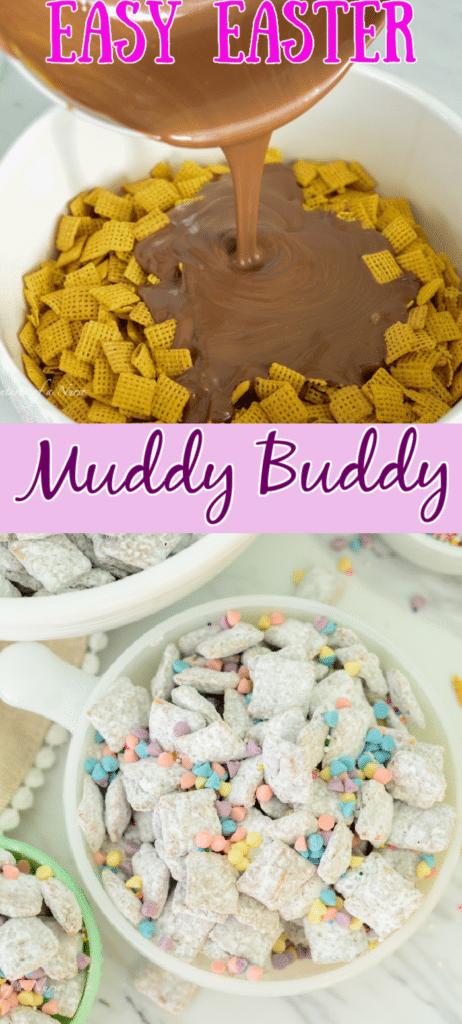 Easy Easter Muddy Bunny