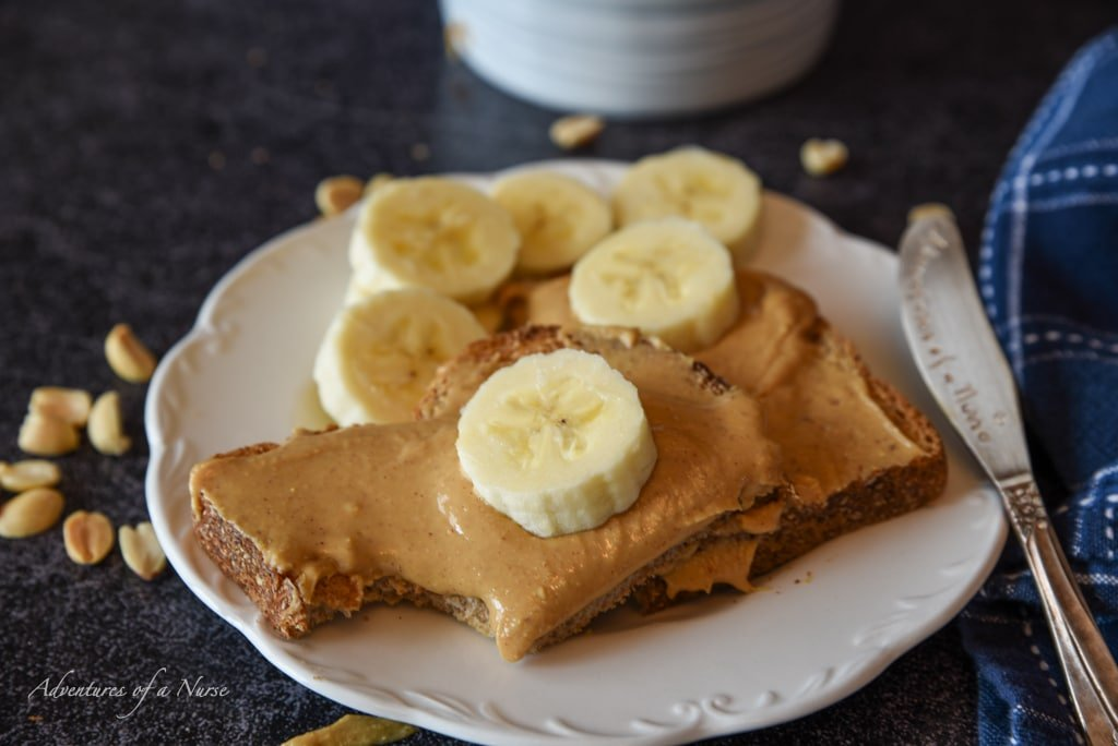 Easy Natural peanut Butter