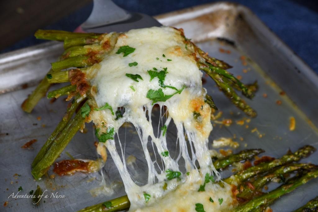 Sheet Pan Asparagus