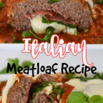 The Ultimate Italian Meatloaf