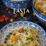 Tomato and Feta pasta recipe