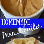 Vitamix Peanut Butter