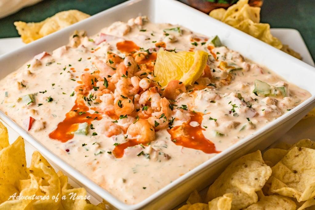 Spicy Shrimp Dip