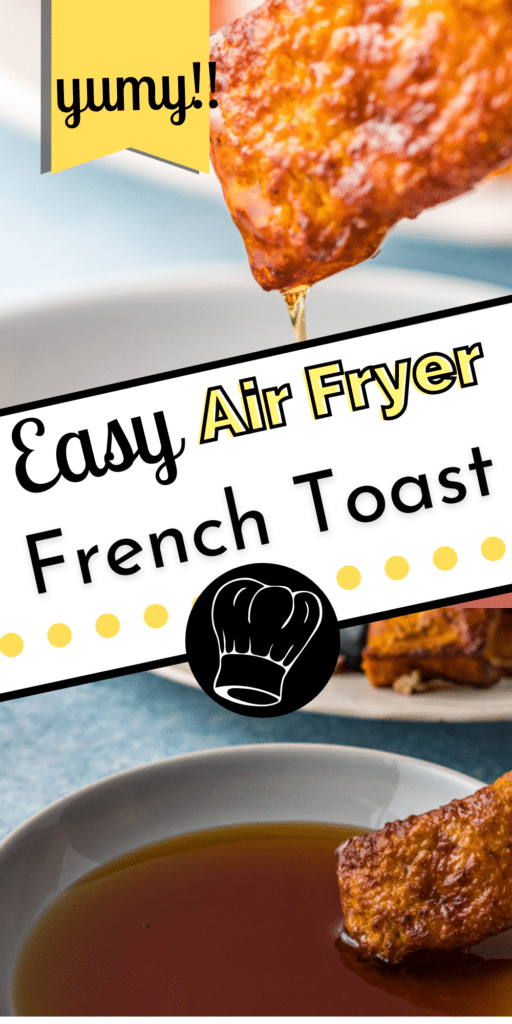 Air Fryer French Toast Strips