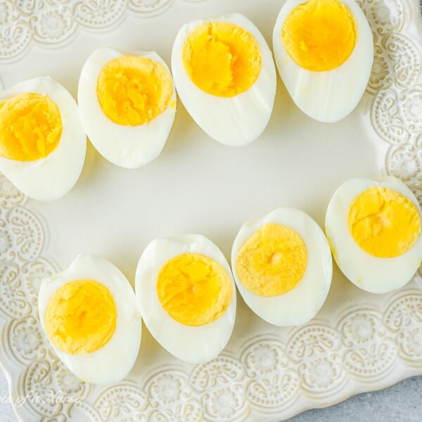 """How To Make Air Fryer """"Boiled"""" Eggs"""
