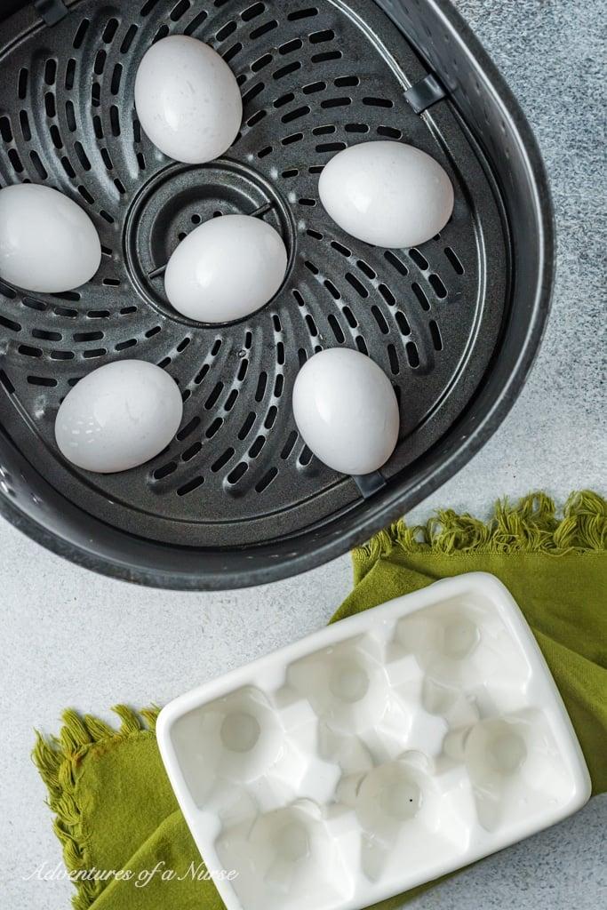 Eggs in Air Fryer