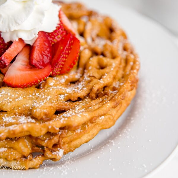 The Best Funnel Cakes at Home