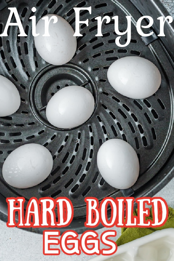 How to make Boiled eggs in the Air Fryer