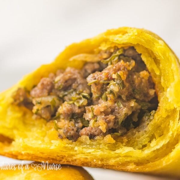 The Best Ever Oven Baked Jamaican Beef Patties